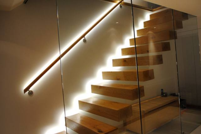 Led Tape Light Outdoor Applications for led strip lighting multisource technologies applications for led strip lighting by multisourcetech tamsquitefloatingstaircasearchitectureledflexiblestrip0 workwithnaturefo
