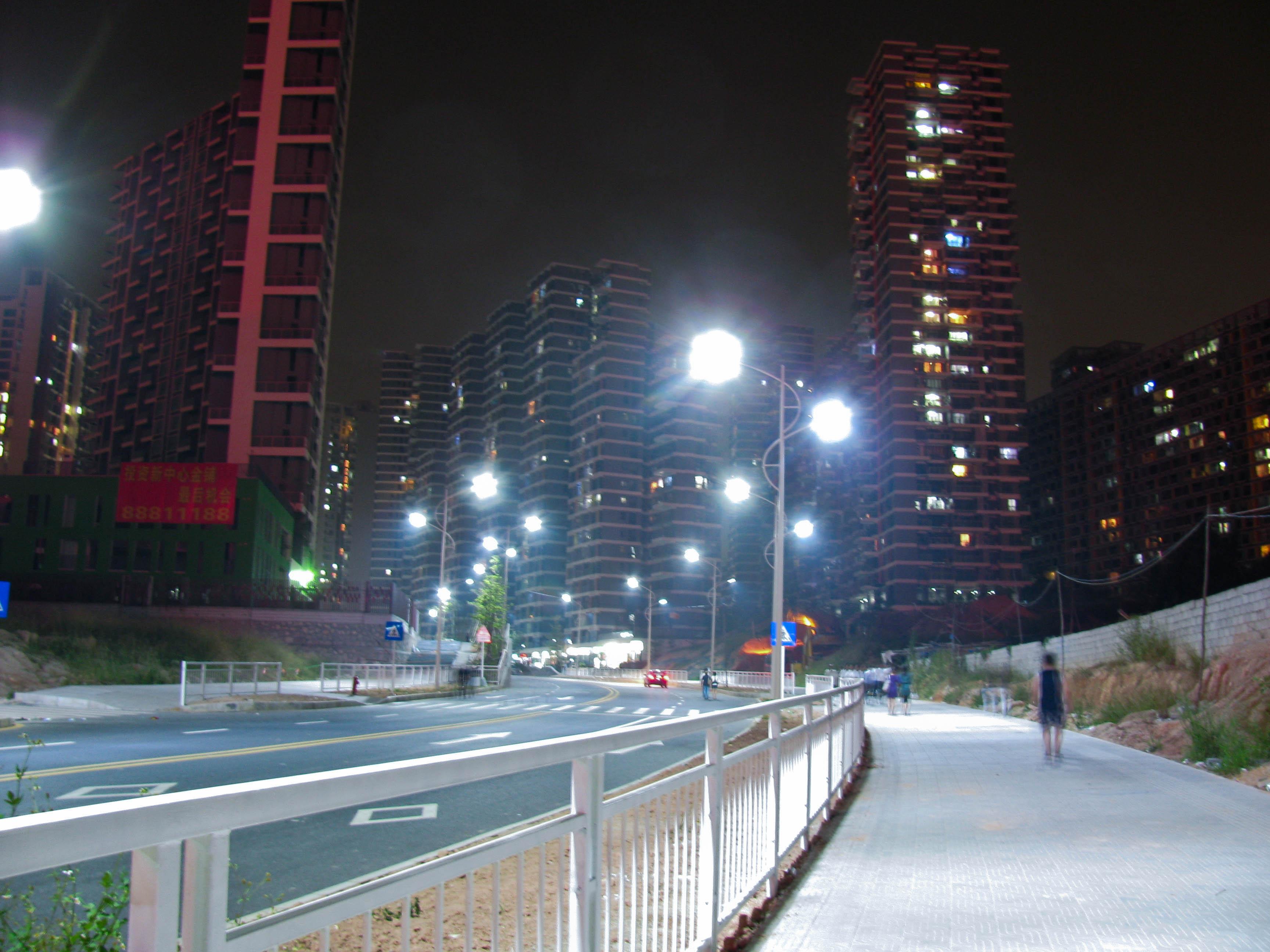 LED street light   MultiSource Technologies