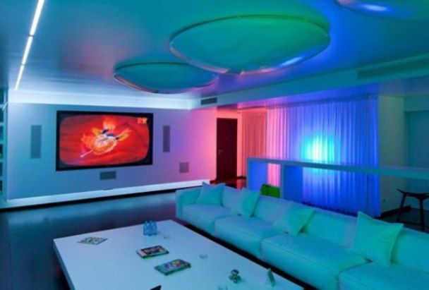 Multisource technologies page 7 for Led lighting ideas for living room